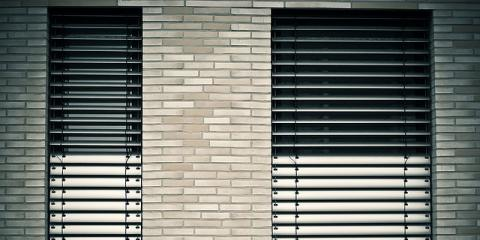 4 Benefits of Installing Outdoor Vertical Blinds, Fairfield, Ohio