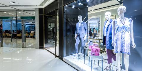 3 Tips for Effective Storefront Window Displays, Manhattan, New York