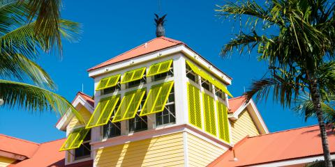 3 Types of Shutters for Homes in Hawaii, Ewa, Hawaii