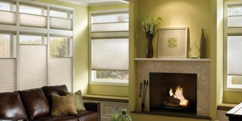 4 Benefits of Applause® Honeycomb Window Shades, Anchorage, Alaska