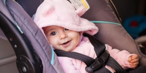 3 Tips for Keeping a Baby Safe in the Car, Ewa, Hawaii