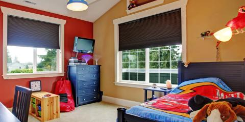 3 Window Treatment Ideas for Your Children's Rooms, St. Paul, Missouri