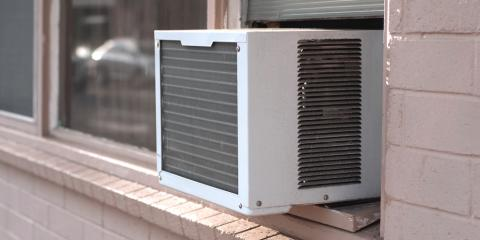 4 Advantages of Window Air Conditioners, Honolulu, Hawaii