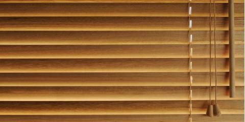 Cincinnati's Window Treatment Pros Explain Wood Blind Installation , Cincinnati, Ohio