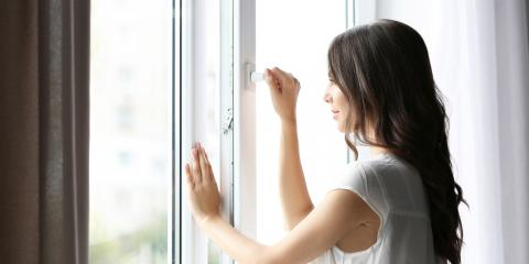 3 Reasons You Mave Have Trouble Opening & Closing Windows, Orchard Park, New York
