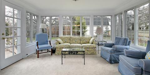 3 Window Options for Sunrooms, Orchard Park, New York