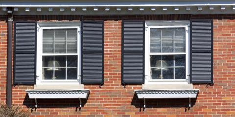 A Guide to Window Shutter Styles, Parker, Colorado