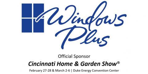 Official Sponsor Of The 2016 Cincinnati Home Garden Show