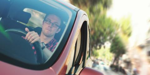Windshield Repair: When Is it Illegal to Drive With a Cracked Windshield?, Cincinnati, Ohio