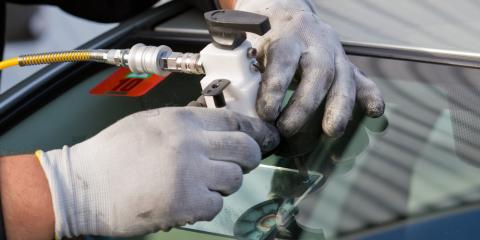 3 Reasons to Hire Professionals for Auto Glass Repair, West Kittanning, Pennsylvania