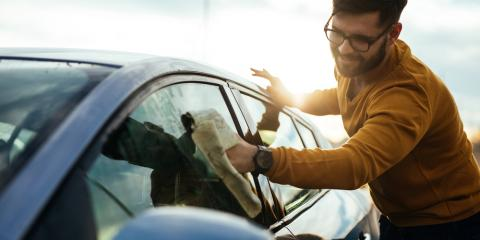 How to Clean & Care for Your Car Windows, Cincinnati, Ohio
