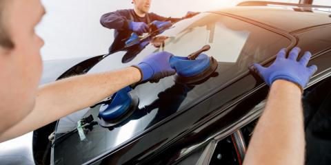 How to Know Whether You Need Windshield Replacement or Repair, Rochester, New York