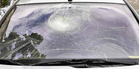 Why Windshield Replacement Is Necessary When the Glass Is Damaged, Anchorage, Alaska