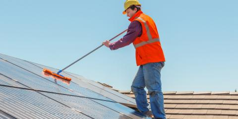 Building Maintenance Experts Explain the Benefits of Professional Solar Panel Cleaning, Koolaupoko, Hawaii