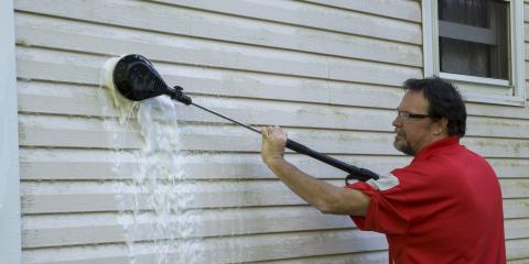 5 Areas That Benefit From Pressure Washing, Koolaupoko, Hawaii