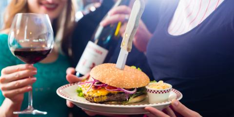3 Mouthwatering Wine & Burger Pairings , Manhattan, New York
