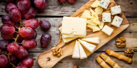 Celebrate National Cheese Lover's Day With an Artisan Cheese Platter, Hoboken, New Jersey