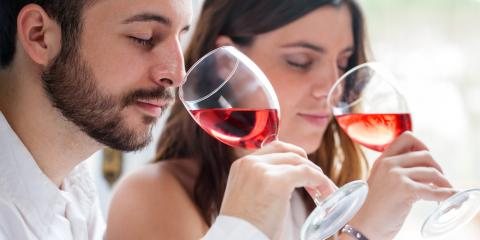 Why Glassware Matters When You're Drinking Wine, Sugar Creek, Illinois