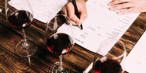 4 Tips for Tasting Wine, Lakeville, Minnesota
