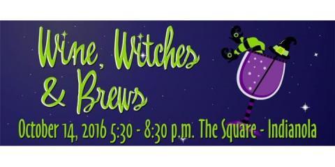 Wine, Witches & Brews- Indianola, Norwalk, Iowa