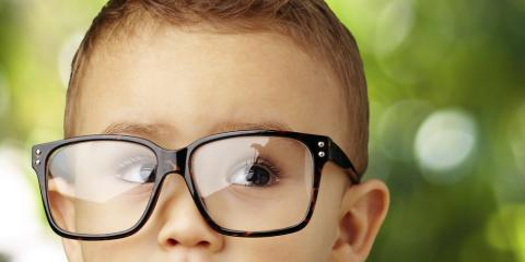 3 Tips to Encourage Kids to Wear Their First Pair of Eyeglasses, Cold Spring, Kentucky