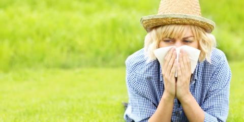 Eye Doctor Discusses Spring Allergies & Your Vision, Cincinnati, Ohio