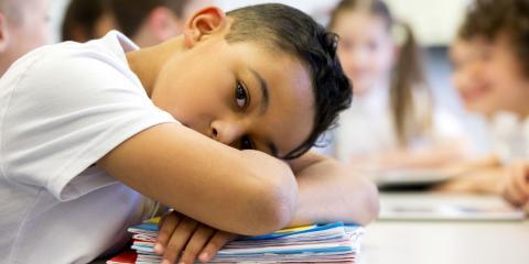 How Vision Problems Impact Childhood Development, Miami, Ohio