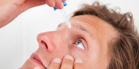The Pros & Cons of Eye Drops According to Local Cincinnati Eye Doctors, Cold Spring, Kentucky