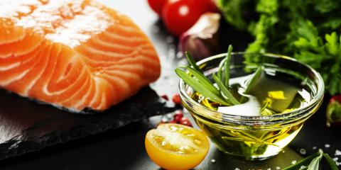 Diet & Eye Care: 5 Foods You Should Be Eating to Support Eye Health, Groesbeck, Ohio