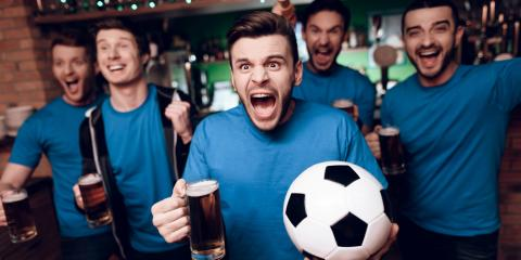 3 Reasons to Watch the Big Soccer Tournament at Buffalo Wild Wings®, North Hempstead, New York