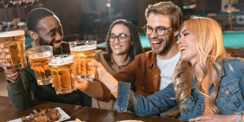 What Are the Best Beverages to Pair With Spicy Wings?, Danbury, Connecticut