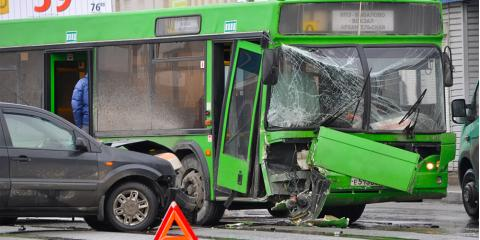 Ask a Personal Injury Lawyer: What Should I Do After a Public Transportation Accident?, Winston-Salem, North Carolina