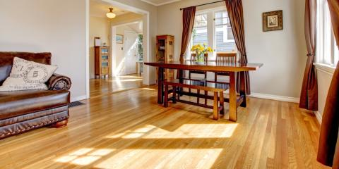 How to Choose a Grain Pattern for Your Hardwood Floors, Winston, North Carolina