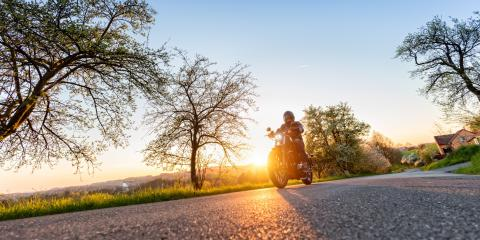 4 Spring Motorcycle Safety Tips, Winston, North Carolina