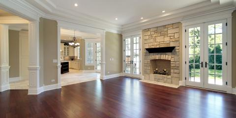 3 Hardwood Floor Stain Colors for Selling a Home, Winston, North Carolina