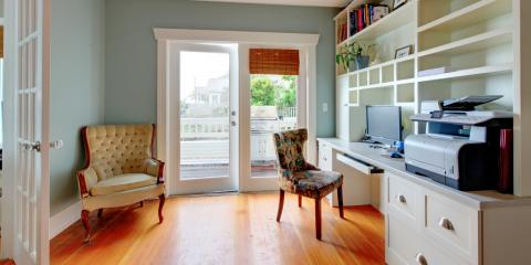 Top 4 Tips for Creating Your Home Office, Winston, North Carolina