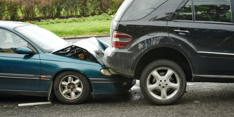 A Personal Injury Attorney Discusses the Top 3 Causes of Car Accidents, Winston-Salem, North Carolina