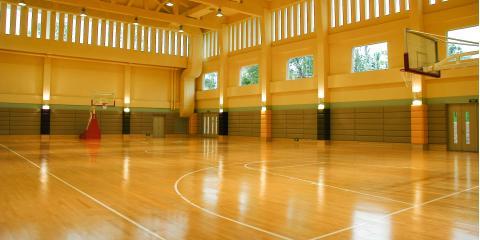3 Reasons Basketball Courts Use Hardwood Floors, Winston, North Carolina