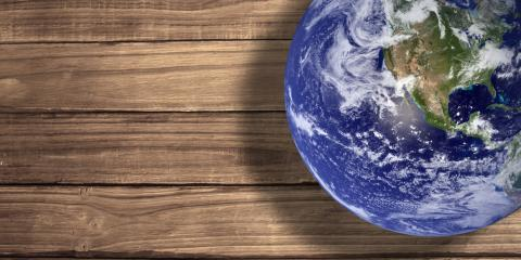 Hardwood Floors & the Environment: 3 Wood Floor Benefits, Winston, North Carolina
