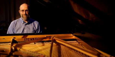 Steinway Artist George Winston Plays Kentucky Country Day Theater Friday March 17th - 8:00 PM, Louisville, Kentucky