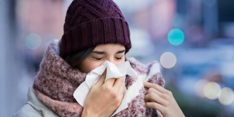 Winter Allergy Tips, Chesterfield, Missouri