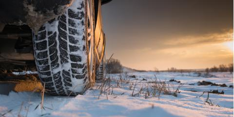 Winter Tires: A Sure Way to Navigate Icy Roads, Anchorage, Alaska