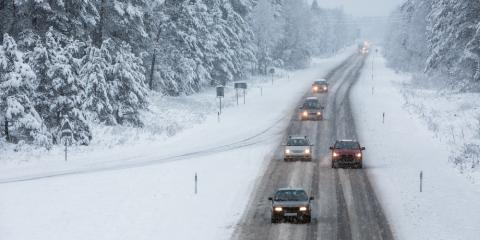 Do's & Don'ts for Driving in Icy Conditions, Thomasville, North Carolina