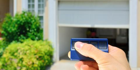 3 Reasons Why Your Garage Door Won't Open or Close, Enterprise, Alabama