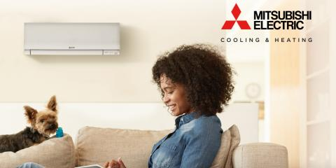 Fall Special: Instant Rebate on Mitsubishi Electric, Fall River, Massachusetts
