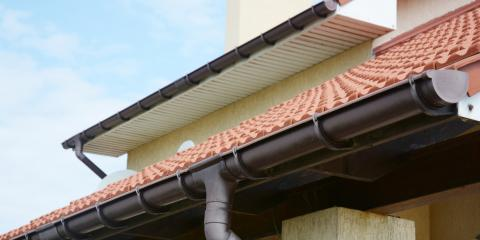 4 Tips on Choosing a Gutter Color , Angelica, Wisconsin