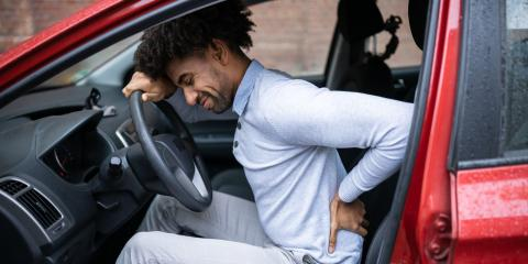 5 Ways to Relieve Back Pain on Long Road Trips, Wisconsin Rapids, Wisconsin