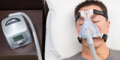 How a CPAP Machine Will Improve Your Quality of Sleep, Wisconsin Rapids, Wisconsin