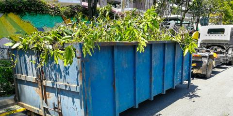 Dumpster Rental Tips: How to Choose the Right Size for the Job, Wisconsin Rapids, Wisconsin