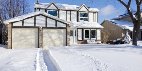 3 Tips to Prepare Your Garage Door for Winter, Wisconsin Rapids, Wisconsin